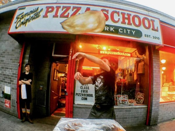 PIZZA SCHOOL NYC