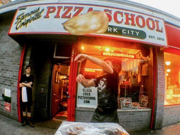 PIZZA SCHOOL NYC