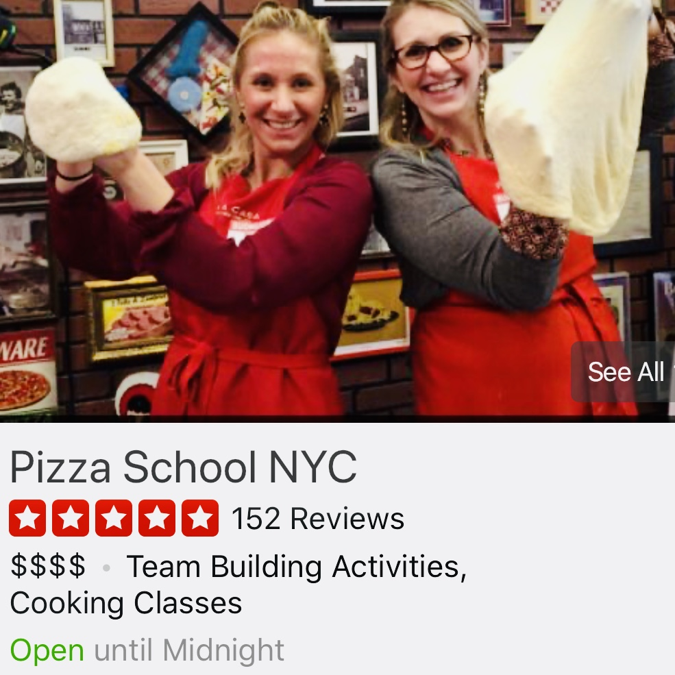 Yelpers love us for Team Building Activities